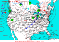 2004-04-19 Surface Weather Map NOAA.png