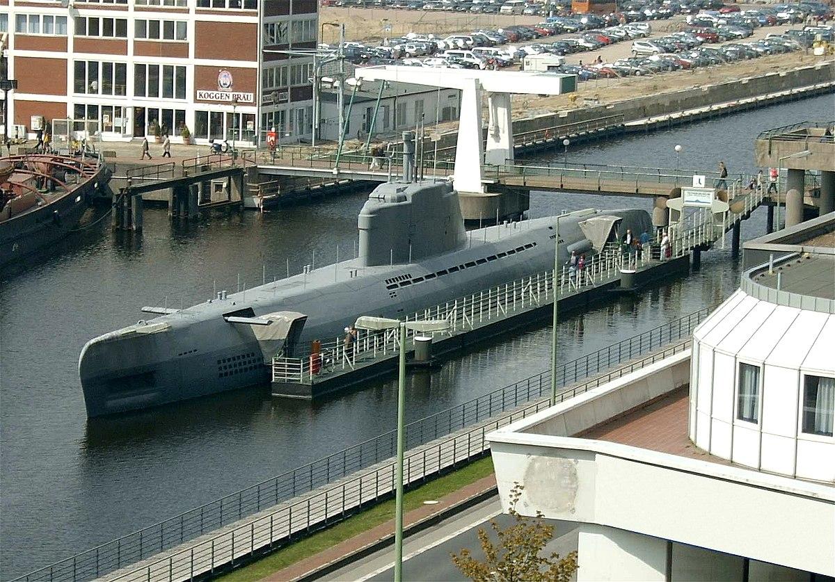 Type Xxi Submarine Wikipedia
