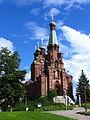 2005-08-13 Tampere, Orthodoxe Kirche Nevski - Nicolas,Vuolteenkatu.jpg
