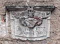 20060808330DR Borna (Liebschützberg) Rittergut Wappen von Starschedel.jpg