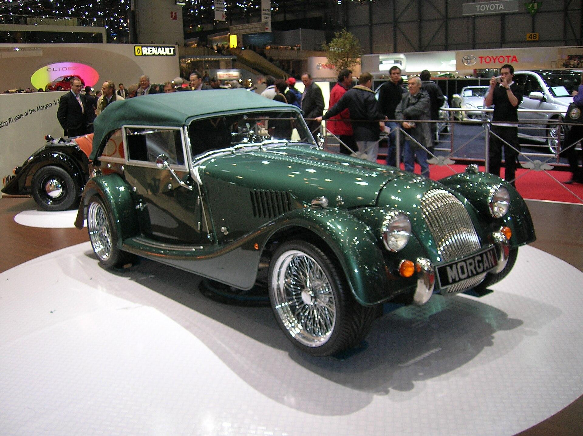 Morgan Roadster - Wikipedia