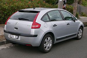Citroën C4 - Hatch (pre-facelift)