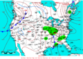 2009-04-13 Surface Weather Map NOAA.png