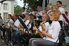2011-08-28 BUGA (Sp) 015 Salonorchester MüK, Sax, Tromp, Posaune.jpg