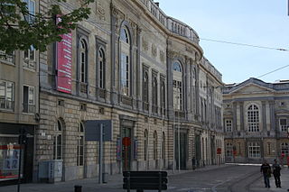 Vlaamse Opera former opera company running the opera houses of Antwerpen and Ghent, Belgium