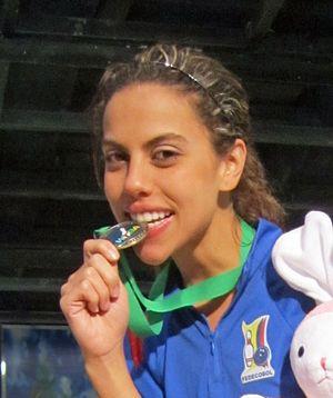 Rocio Restrepo - Restrepo in 2011