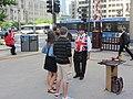 20120517 44 Wrigley Bldg. Plaza (8228695836).jpg