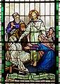 20120610140DR Kleinbautzen (Malschwitz) Kirche Bleiglasfenster.jpg