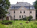 20120627210DR Oelsa (Rabenau) ehem Freigut Kleinoelsa Herrenhaus.jpg