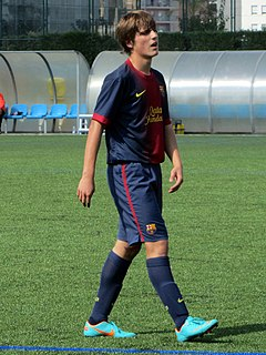 Sergi Canós Spanish association football player