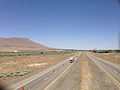 2014-06-12 12 59 28 View east along Interstate 80 from the Exit 176 overpass in Winnemucca, Nevada.JPG
