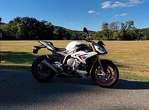 BMW Motorrad - 2014 BMW S1000R