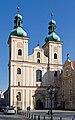 2014 Kłodzko, kościół Matki Bożej Różańcowej 02.JPG
