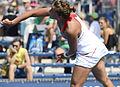 2014 US Open (Tennis) - Tournament - Barbora Zahlavova Strycova (14908339437).jpg