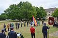2015-06-20 200 Jahre Schlacht bei Waterloo, Welfenbund, The Royal British Legion, Hannover, Waterloosäule, (28).JPG
