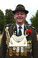 2015-06-20 200 Jahre Schlacht bei Waterloo, Welfenbund, The Royal British Legion, Hannover, Waterloosäule, (36).JPG