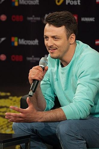 Daniel Kajmakoski - Kajmakoski in 2015