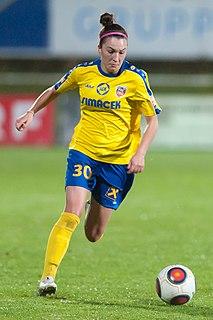 Barbara Dunst association football player