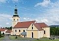 2015 Kościół św. Mikołaja w Jaszkowej Górnej 02.JPG