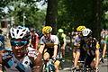 2015 Tour de France, Stage 2 start (19428378442).jpg