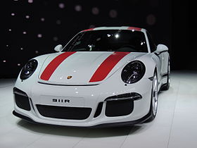 image illustrative de l'article Porsche 911 (991)