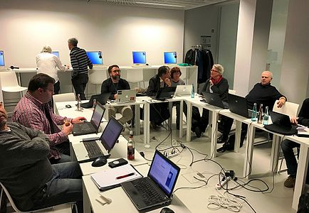 Introduction to Wikipedia and edit workshop in Stuttgart