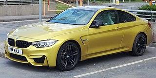 BMW M4 Motor vehicle