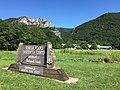 2017-08-09 15 49 50 Sign for the Seneca Rocks Discovery Center in Seneca Rocks, Pendleton County, West Virginia.jpg