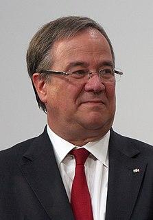 Armin Laschet German politician