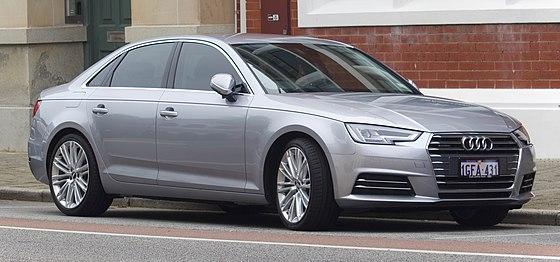 Audi A4 - Wikiwand