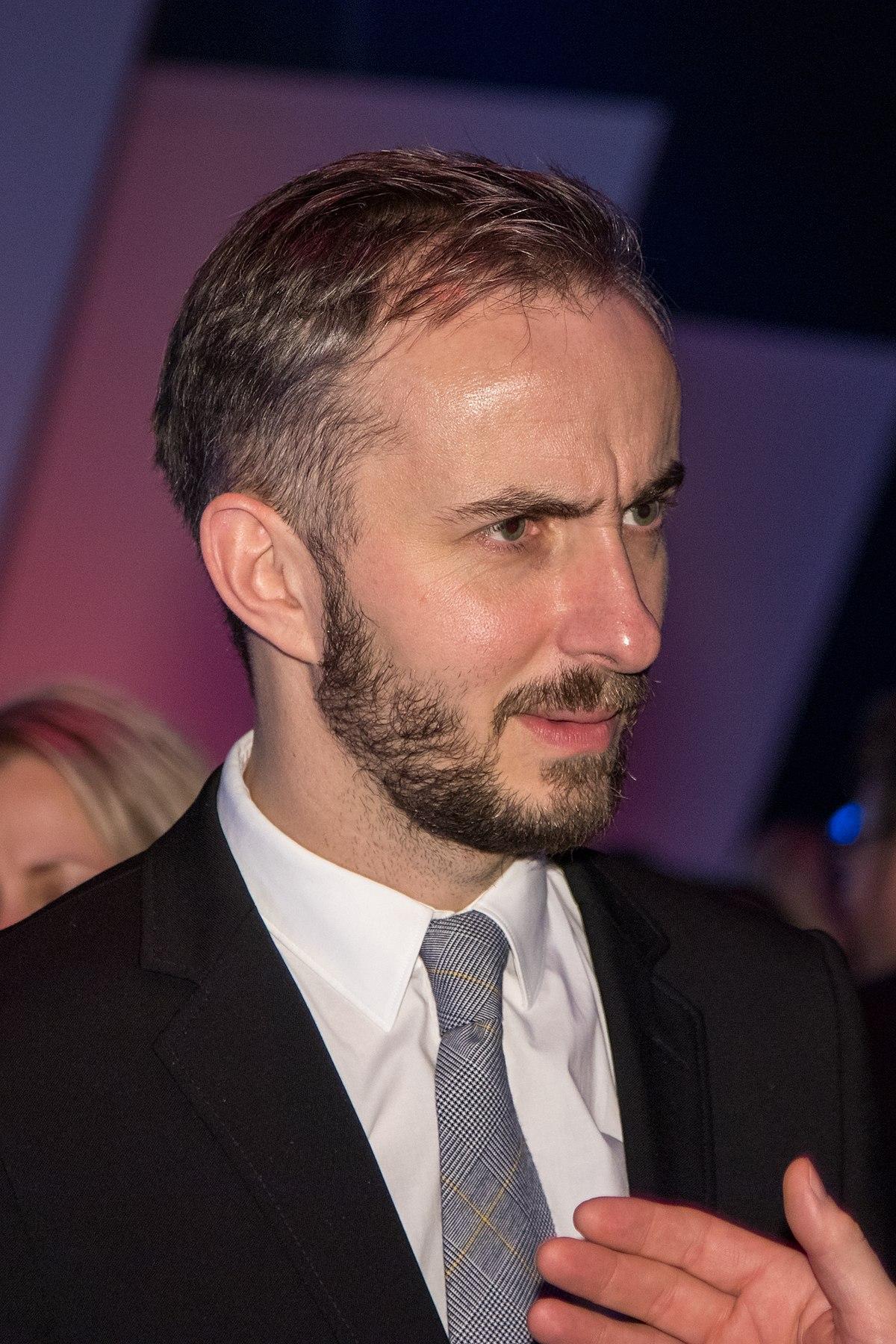 Jan Böhmermann 90er