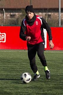 Dorin Rotariu Romanian footballer