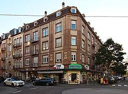 Wilhelmstraße in Karlsruhe