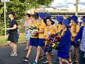 2018 ANZAC Day Graceville, Queensland march and service, 14.jpg