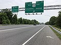2019-06-05 12 34 20 View north along Interstate 95 at Exit 41 (Maryland State Route 175, Columbia, Jessup) in Columbia, Howard County, Maryland.jpg