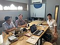 20190831 Korean Wikipedian meetup for Humanities editathon 1.jpg