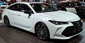 2019 Toyota Avalon Touring front 4.2.18.jpg