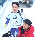 2020-02-28 4th run Men's Skeleton (Bobsleigh & Skeleton World Championships Altenberg 2020) by Sandro Halank–131.jpg