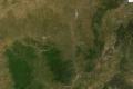 2021 Satellite image of Yan'an(延安).png