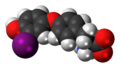 3'-Monoiodothyronine zwitterion 3D spacefill.png