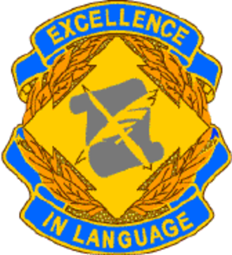 300th Military Intelligence Brigade (United States) - Image: 300 MI Bde DUI