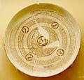 3344 - Athens - Stoà of Attalus Museum - Byzantine plate - Photo by Giovanni Dall'Orto, Nov 9 2009.jpg