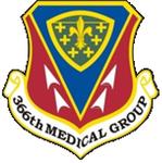366 Medical Gp emblem.png