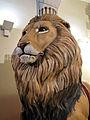 390 El Lleó de Manresa, al palau de la Virreina (Barcelona).JPG