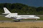 3C-LGE Dassault Falcon 50 FA50 - Equatorial Guinea Government (21229320642) (cropped).jpg