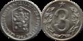 3 halere CSK (1962-1963).png