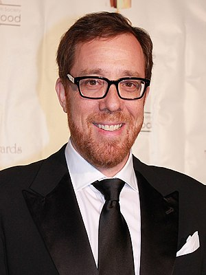 Mr. Peabody & Sherman - Director Rob Minkoff at the 2014 Annie Awards