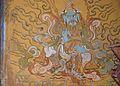 4 Guardian Kings murals 04, Samten Chöling (Tsakaling).jpg