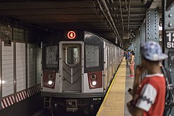 r142a new york city subway car. Black Bedroom Furniture Sets. Home Design Ideas