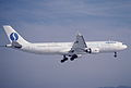52aw - Sabena Airbus A330-301; OO-SFO@ZRH;27.02.1999 (5134755347).jpg